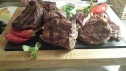 Fabulous steak, great quality food 😊
