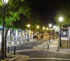 Zichron Yaakov Pedestrian Mall