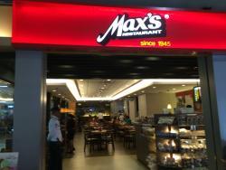 Max's Restaurant - Harrison Plaza
