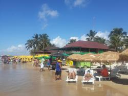 Praia São Miguel (da Barra)