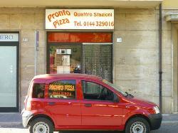 Pizzeria Pronto Pizza