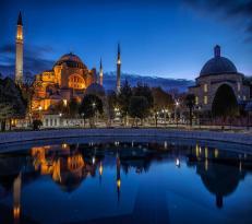 Hagia Sophia Museum / Church (Ayasofya)