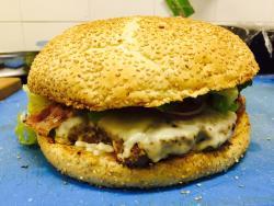 Twins Burger Cristaldi
