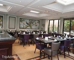 Salon Mosaïque at the Hotel Pont Royal