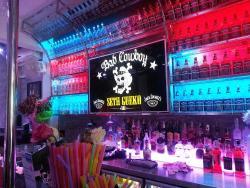 Seth Gueko Bar