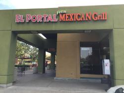 El Portal Fresh Mexican Grill