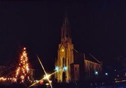 Moss church