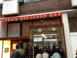 NINE BAR espresso