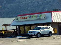Chef Serape