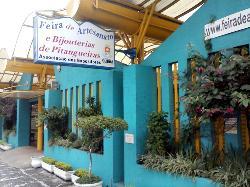 Enseada Artisan market