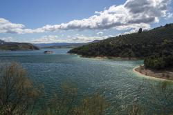 Lake at Iznajar