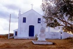 Outeiro church and panoramic view