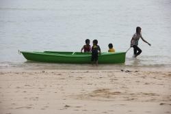 Pantai Saleo, Raja Ampat