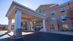 ‪Holiday Inn Express Hotel and Suites Edmond‬