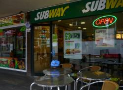 Subway - Northgate Street