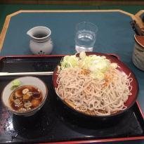 Komoro Soba, Iidabashi