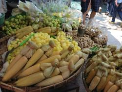 Wat Tha Ka Rong Floating Market