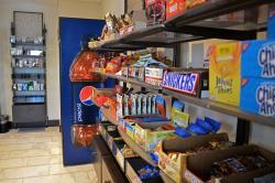 Gift Shop, open 24 hours