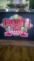 Coach's Cuts Hoagies