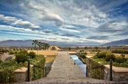 The view from the winery - Bodega Piattelli Cafayate