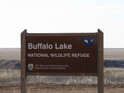 Buffalo Lake National Wildlife Refuge