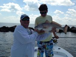 Amelia Island Charter Fishing