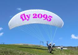 fly 2095 Paragleiter-Tandemunternehmen