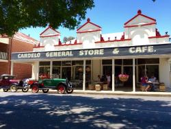Candelo General store and cafe