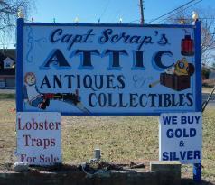 Capt. Scrap's Attic