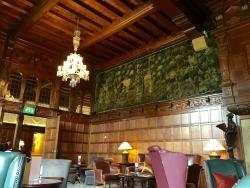 Beautiful lounge