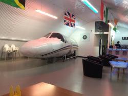 Hangar Number 4
