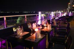 Lunar Rooftop Bar & Grill