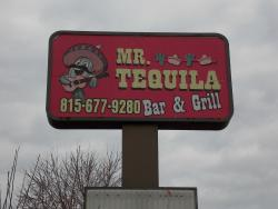 Mr. Tequila