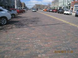 Brick Street!