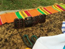 Ntonso Adinkra Craftsmen