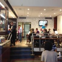 Lanchonete Cafezal Ccbb Sao Paulo