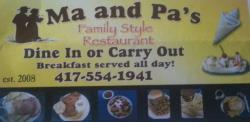 Ma & Pa's Kettle