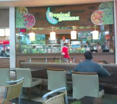 Tropical Banana - Shopping Palladium