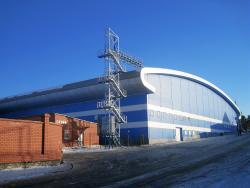 Ice Palace Uralskaya Molniya