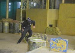 Black Ops Paintballing