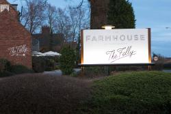 The Farmhouse at Mackworth