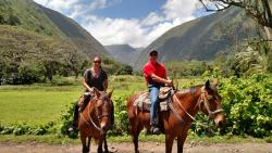 Na'alapa Stables - Waipio Valley