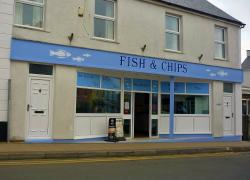 Scarlett's Fish & Chip Shop
