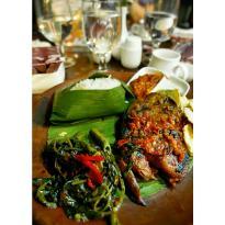 Bale Bancakan Restaurant Bogor