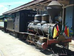 Trem da Estrada Real
