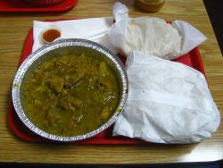 Ali's Roti West Indian Food