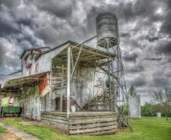 Texas Cotton Gin Museum