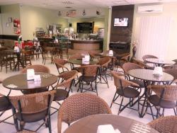 Cafeteria Cafe Com Laranja