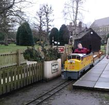 ‪Grosvenor Park Miniature Railway‬