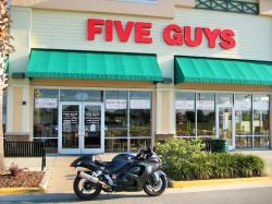 Five Guy's Burger's & Fries